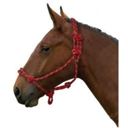 Adjustable Rope Halter