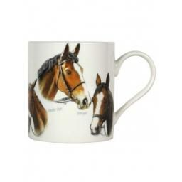 Horse Head Mug GB