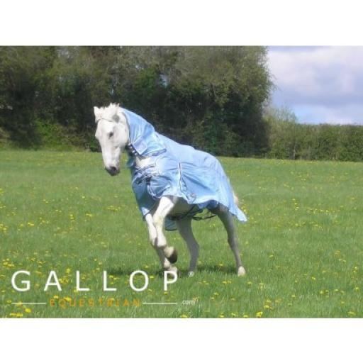 Gallop 2 in 1 Turnout Fly Rug / Shower Proof