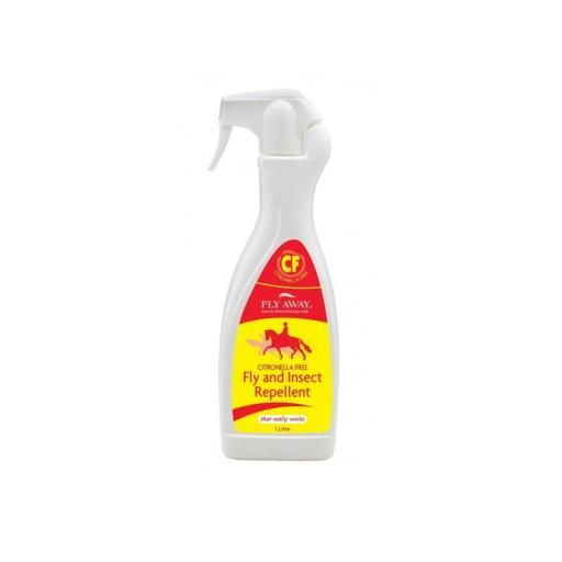 Fly Away Citronella Free - Fly Repellent 1lt