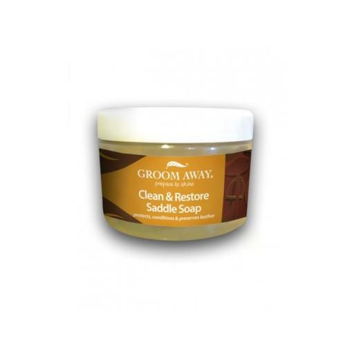 Groom Away Saddle Soap - GACRS 200