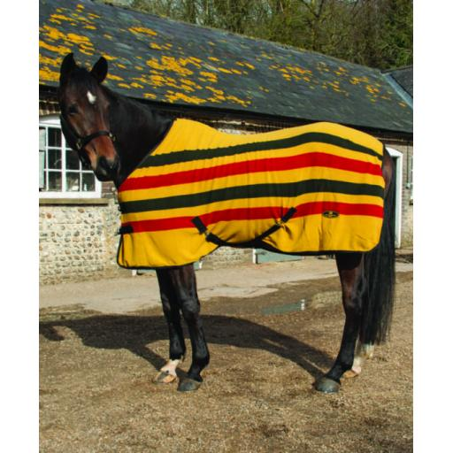 New Market Fleece Rugs