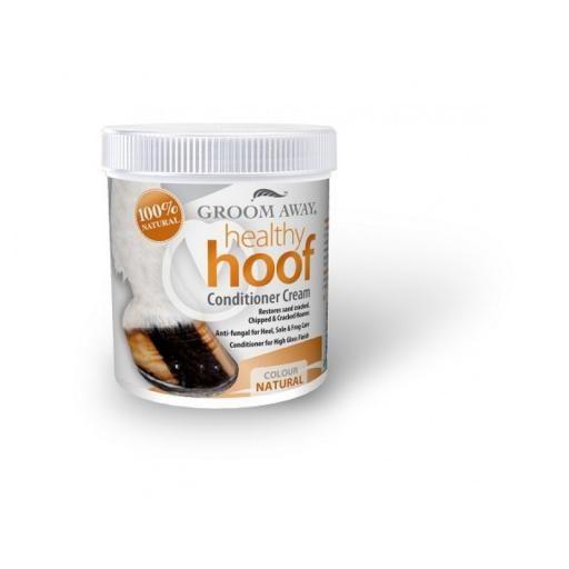 Groom Away Hoof Cream Natural