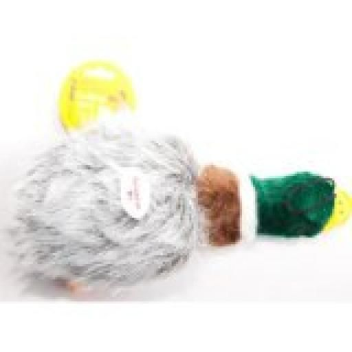 Honking Duck Soft Toy