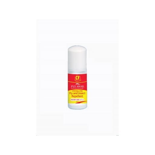 FLY AWAY CITRONELLA FREE - Repellent roll on 50R