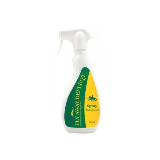 Fly Away Defleqt - Fly Repellent spray 500ml