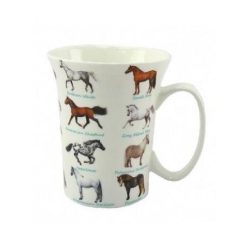 Horse Mug ( Trumpet Shape )