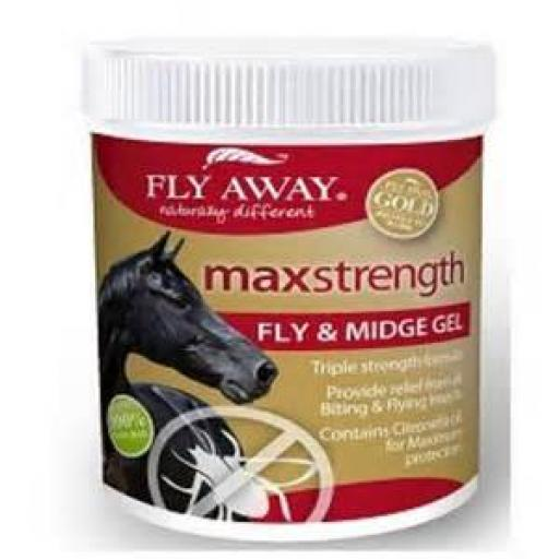 Fly Away Max Strength cream