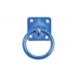 Swivel Tie Ring on Plate - Pack of 2