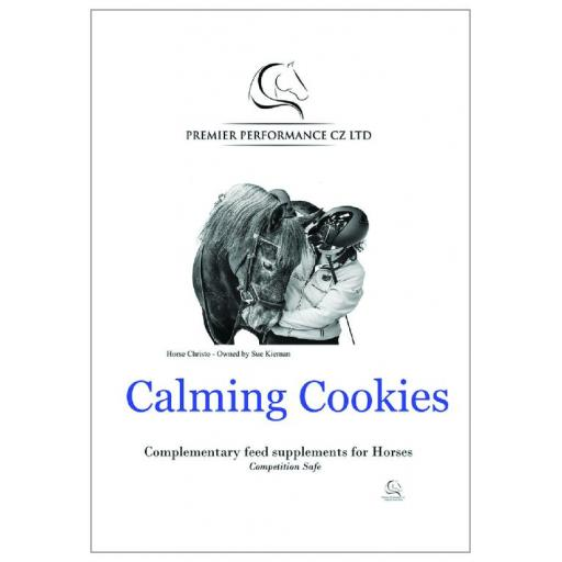 CALMING COOKIES BY PREMIER PERFORMANCE