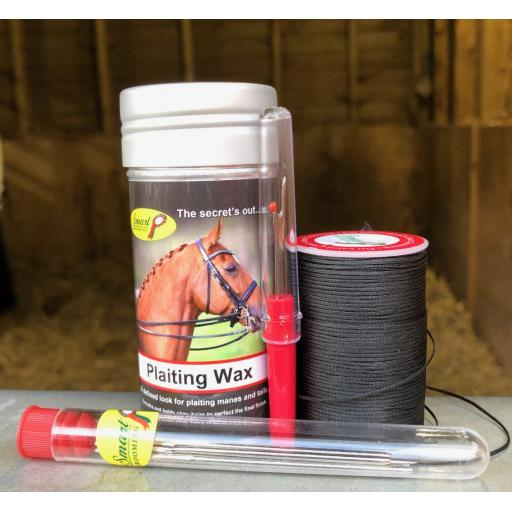 Smart Grooming Plaiting needles