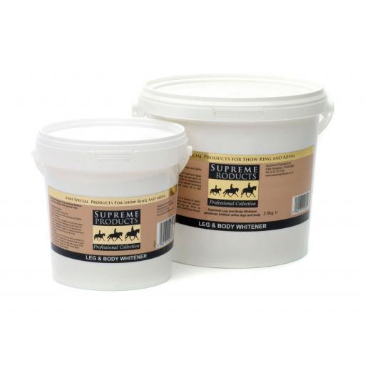 Supreme Products Leg & Body Whitener